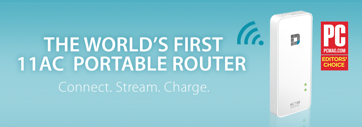 D-Link Portable Routers