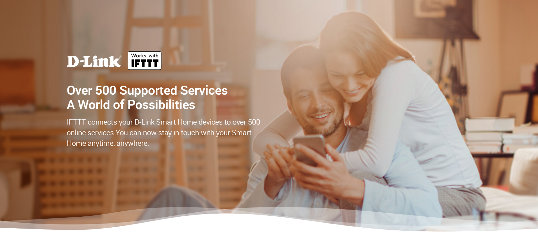 Over 500 Supported Services a World of Possibilities