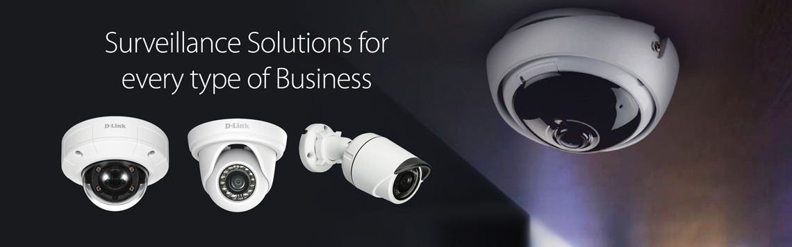D-Link Business IP Camera Surveillance