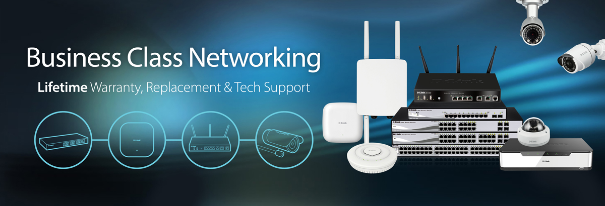 D-Link for Business SMB Solutions