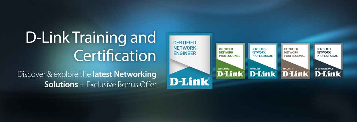 D-Link SMB Training Certification DCNE