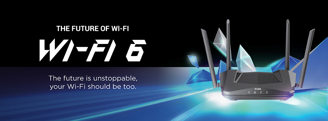 D-Link Wi-Fi 6