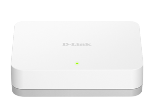 5-Port Gigabit Desktop Switch Front