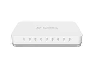 8-Port Gigabit Desktop Switch front image