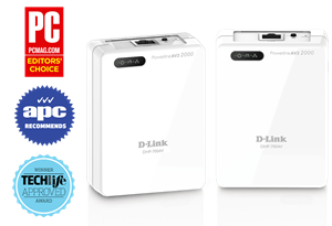 D-Link DHP-701AV AV2000 Powerline Adapter